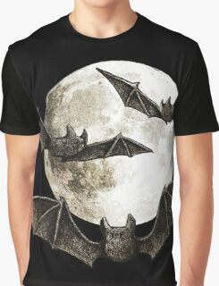 Creatures Of The Night Graphic T-Shirt