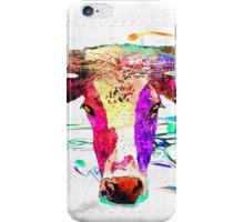 Longhorn Grunge iPhone Case/Skin