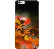 Red Cascade iPhone Case/Skin