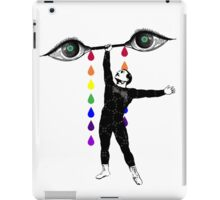 The Weight of Perception iPad Case/Skin