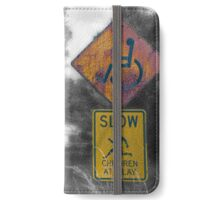 Rusted Handicap iPhone Wallet/Case/Skin