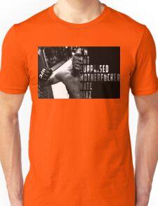 'I'M NOT SURPRISED MOTHERFUCKER' Nate Diaz Unisex T-Shirt
