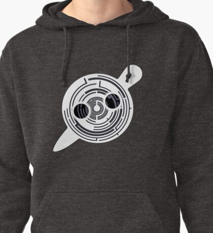 Pendulum & Knife Party Logo Mashup Pullover Hoodie
