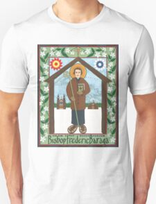 Bishop Frederic Baraga Icon Unisex T-Shirt