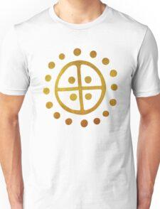 Wheel Cross Unisex T-Shirt