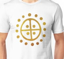 Wheel Cross Unisex T-Shirt