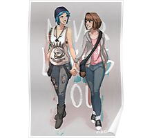 Max & Chloe - Never Leaving You Poster