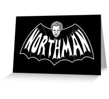 Northman Greeting Card