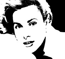 Grace Kelly Is A Star by Museenglish