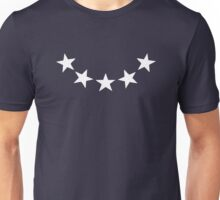 5 Star fashion design sign party gift Army 12 Unisex T-Shirt
