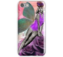 Circus FAIRY pinup iPhone Case/Skin