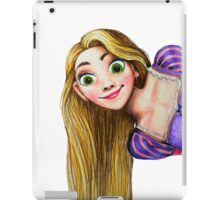 Rapunzel from Tangled iPad Case/Skin