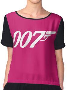 007 James Bond Sticker Vinyl Decal Gun Wall Car 12 Chiffon Top