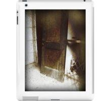 Dark Grungy Gothic Door to Oblivion iPad Case/Skin