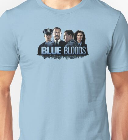 Blue Bloods 2 Unisex T-Shirt