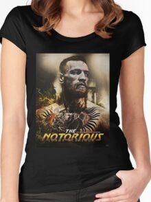 The Notorius McGregor Women's Fitted Scoop T-Shirt