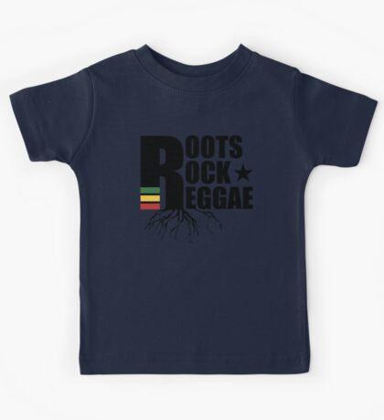 Roots Rock Reggae Kids Tee