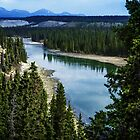 Takhini River by Yukondick