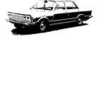 Fiat 130 Saloon by garts