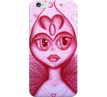 The Real Queen of Hearts iPhone Case/Skin