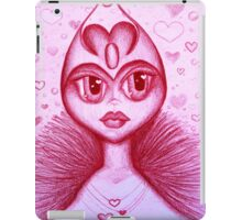 The Real Queen of Hearts iPad Case/Skin