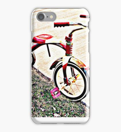 Three Wheels, Ready to Roll iPhone Case/Skin