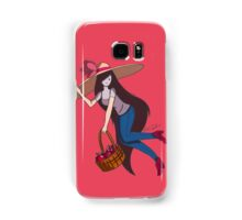Marceline with Big Floppy Hat Samsung Galaxy Case/Skin