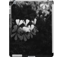 Monochrome Lady iPad Case/Skin