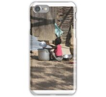 Industrious - Prospere Haiti iPhone Case/Skin