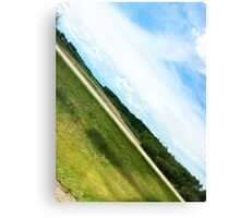 Horizontal Alberta Praries Canvas Print