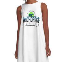 Anchorage Alaska Paradise A-Line Dress