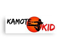 Kamote Kid Canvas Print