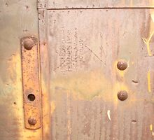 The Beauty of Rust by JennCaen
