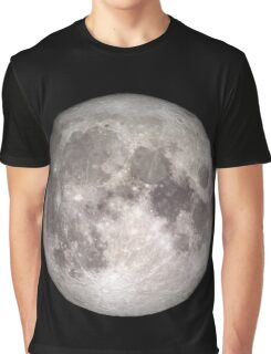 The Moon Graphic T-Shirt