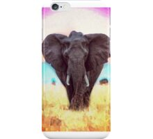 "Water ""Colour""phant iPhone Case/Skin"