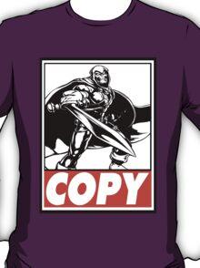 Taskmaster Copy Obey Design T-Shirt