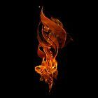 """""""The Fire"""" (""""Al Nar"""" in Arabic) by Une-Hirondelle"""