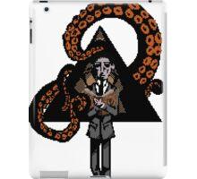 Lovecraft - Pixel Horror iPad Case/Skin