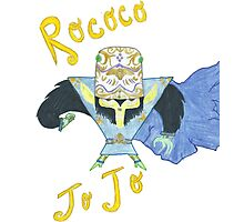 Rococo Jojo Photographic Print
