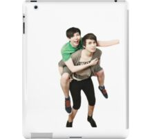 phil riding dan  iPad Case/Skin