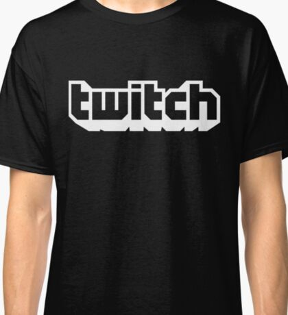 Twitch Logo Classic T-Shirt