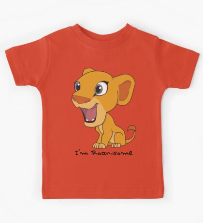 Lioness Kids Tee