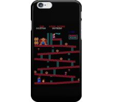 Donkey Kong Arcade iPhone Case/Skin