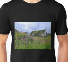 Abandoned Homestead...........................Ireland Unisex T-Shirt