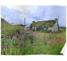 Abandoned Homestead...........................Ireland Poster