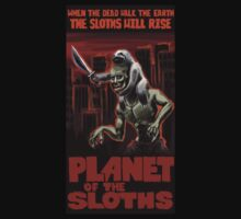 Planet Of The Sloths T-Shirt