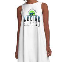 Kodiak Island A-Line Dress