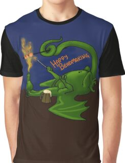 Happy Beadmaking Graphic T-Shirt
