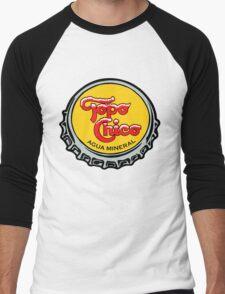 Topo Chico T-Shirt Print Men's Baseball ¾ T-Shirt