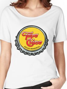 Topo Chico T-Shirt Print Women's Relaxed Fit T-Shirt